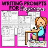 Writing Prompts for Beginners (No Prep)