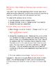 Beginning Writing: Opinion Topic Sentences