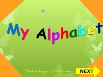 Beginning alphabet sound