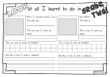 Beginning and End of Year Assessment