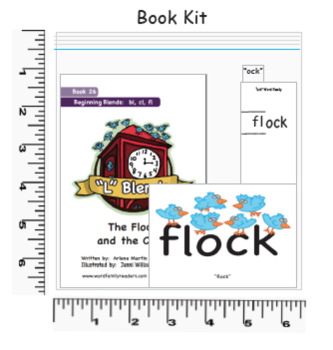 "10 Beginning and Ending Blend ""Book Kits"""