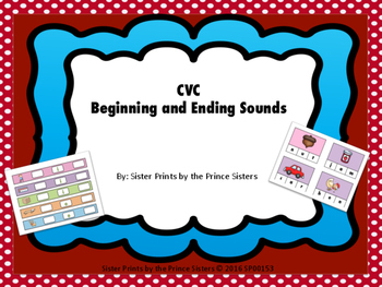 Beginning and Ending CVC Activity