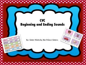 Beginning and Ending CVC Activity