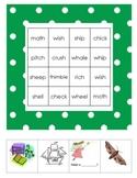 Beginning and Ending Digraph Bingo