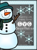 Beginning and Ending Snowflake Sounds