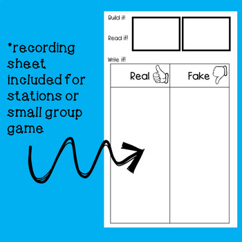 Beginning and Ending Sound Charts