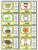 Beginning and Ending Sounds Clip Cards (Task Cards)