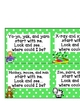 Beginning and Ending Sounds Game