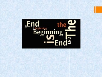 Beginning and Ending of an Essay
