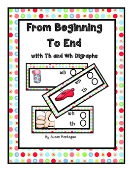 Beginning and Ending with th and wh digraphs.