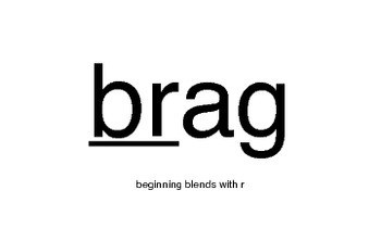 Beginning blends with R