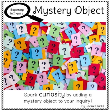 Beginning in Inquiry: Mystery Object