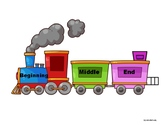 Beginning, middle, end train