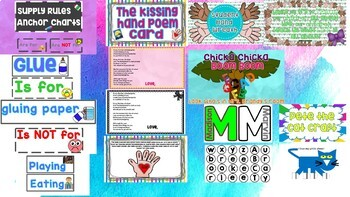 Beginning of Kindergarten Bundle