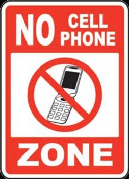 Student Code of Conduct - Cell Phone Policy