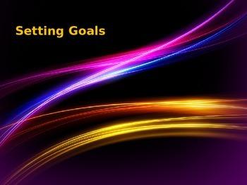 Beginning of School - Creating & Setting Goals
