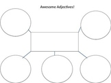 Awesome Adjectives Worksheet