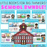 Beginning of The Year School Social Stories - Little Books