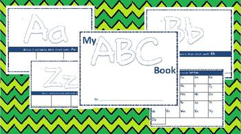 Beginning of Year ABC Book