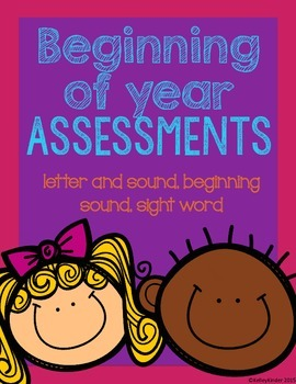 Beginning of Year Assessment