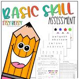 Beginning of Year Assessment Pack