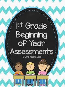 Beginning of Year Assessments