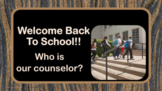 BACK TO SCHOOL Counselor Introduction Lesson w Kid President Video