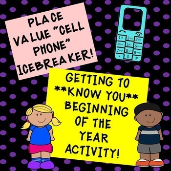 Place Value Up and Moving Activity