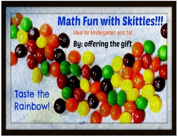 Skittles Candy Math Fun