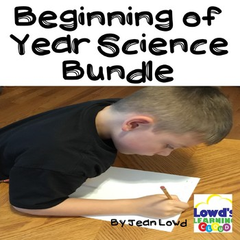 Beginning of Year Science Processes and Engineering