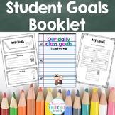 Back to School Student Goals