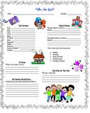 Beginning of Year Student Survey - Intermediate
