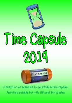 Beginning of Year - Time Capsule