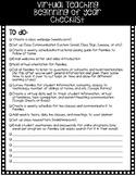 Beginning of Year Virtual Teaching Checklist