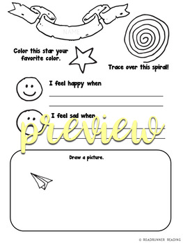 No Prep Free Time Printables