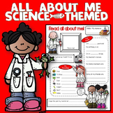 All About Me Science Theme