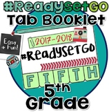 Includes 19-20 Beginning of the Year Activity 5th GRADE Tab Booklet