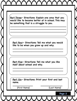 Beginning of the Year Activity! Create Connections with Your Students