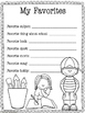Back to School Printable Activity Pack Elementary Grades 3