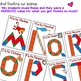 Beginning of the Year Alphabet AND Number Fun with Pattern Blocks BUNDLE!