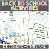 Back to School Activities | Ice Breaker Activities | Begin