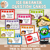 Back to School Get To Know Your Students Questions