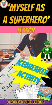 Beginning of the Year: Back to School Icebreaker Activity FREE