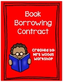Beginning of the Year Book Borrowing Contract