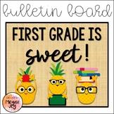 Beginning of the Year Bulletin Board - First Grade