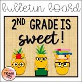Beginning of the Year Bulletin Board - Second Grade
