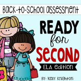 Beginning of the Year ELA Assessments {Second Grade}