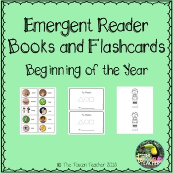 Beginning of the Year Emergent Readers - Newcomers and Young Learners