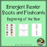 Beginning of the Year Emergent Readers - Newcomers and You