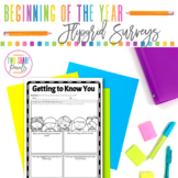 Beginning of the Year Flipgrid Surveys